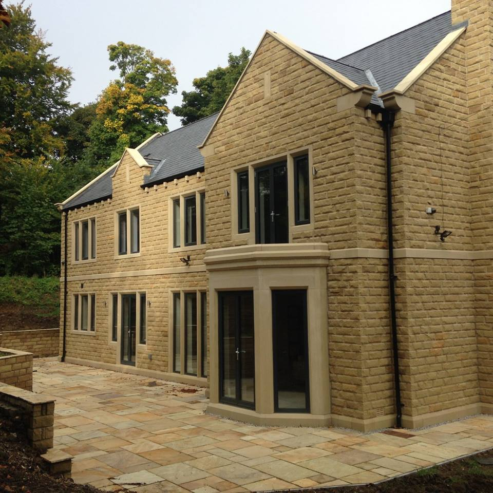 Huddersfield 5 Bedroom Detached Rewire