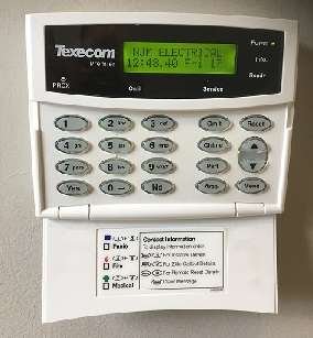 Holmfirth Alarm Installation